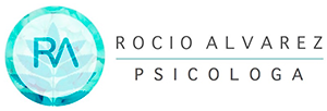 Rocío Álvarez Psicóloga Logo
